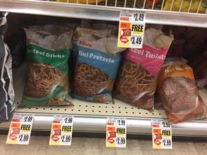 Tops Pretzels BOGO At Tops Markets