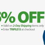 15% Off Walmart 2 Day Orders