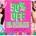50% Off The Childresn Place