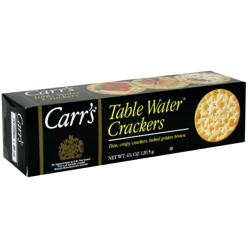 Carrs Crackers At Wegmans