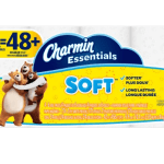 Charmin Essentials Soft Toilet Paper, 24 Double Rolls