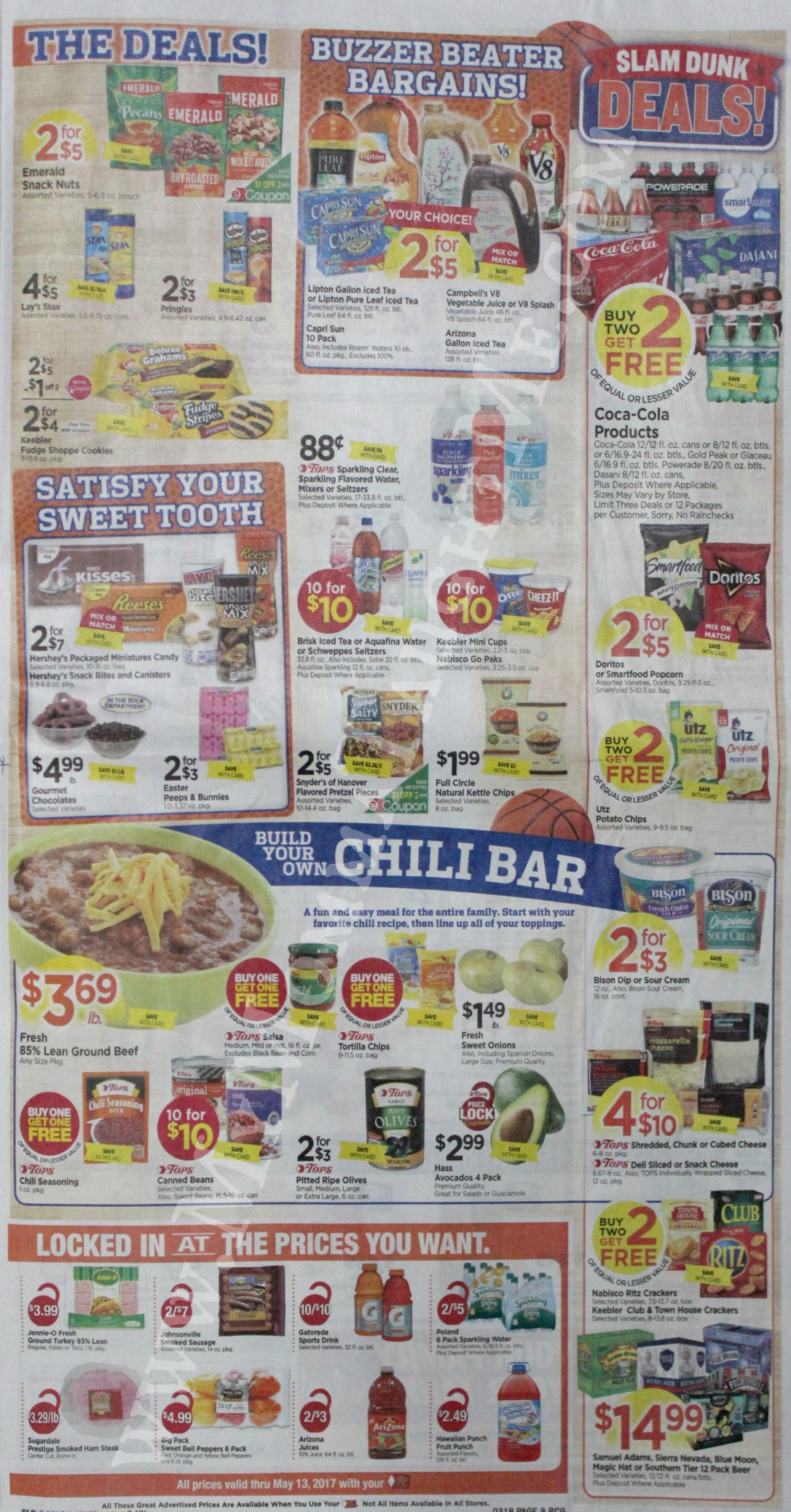 Tops Markets Ad Scan Week Of 3 12 17 To 3 18 17 Page 9