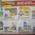 Bonus Gas Box Offer On Clorox Items At Tops Markets