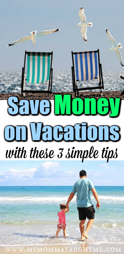 Save Money On Vacations