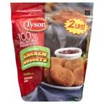 Tyson Chicken Nuggets At Wegmans