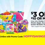 $3 00 Off A $10 Easter Purchase At DG