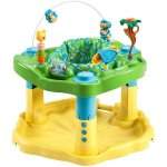 Evenflo ExerSaucer Delux Active Learning Center, Zoo Friends Deal At Walmart
