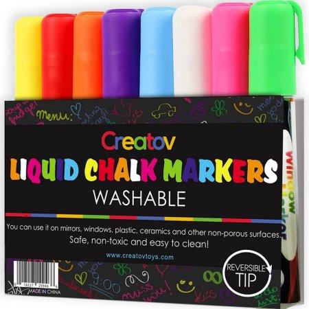 Liquid Chalk Washable Markers