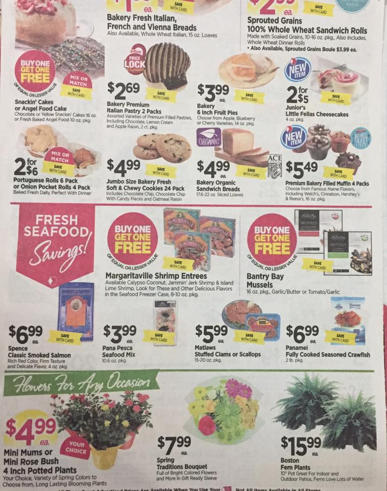 Tops Markets Ad Scan Week Of 4 30 17 To 5 6 17 Page 3b