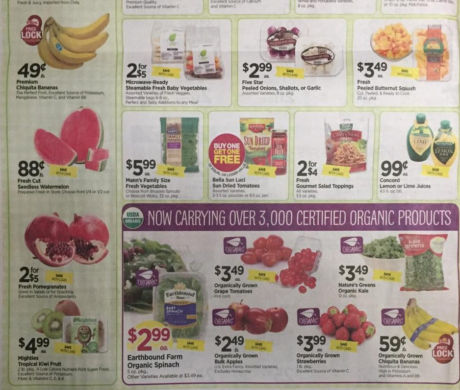 Tops Markets Ad Scan Week Of 4 9 17 To 4 15 17 Page 10b