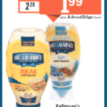 Hellmans Mayo Sale At Price Chopper