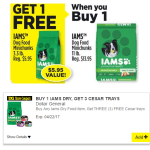 Iams Dog Food Bogo Deal At Dollar General