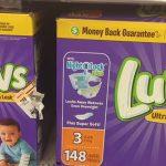 Luvs Diapers At Target