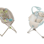 Marked Down Baby Swings At Walmart