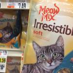 Meow Mix Irrisistables Sale At Tops Markets