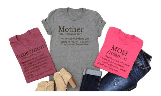 Mother Tees Gift Idea