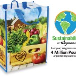 Wegmans Free Tote Bag For Earth Day Event