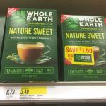Whole Earth Sweetener Deal At Target