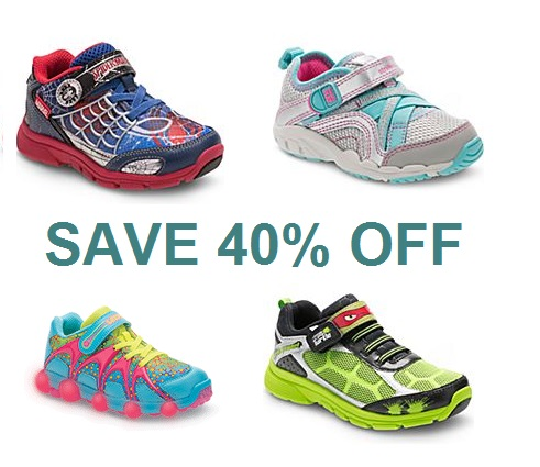 40% Off Stride Rite Shoes