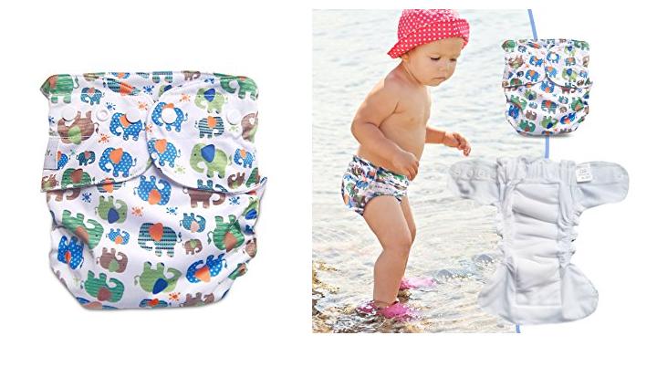 AZBABY Premium Cloth Diaper