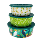 Celebrate Summer Together 3 Pc Stacking Containers At Kohls