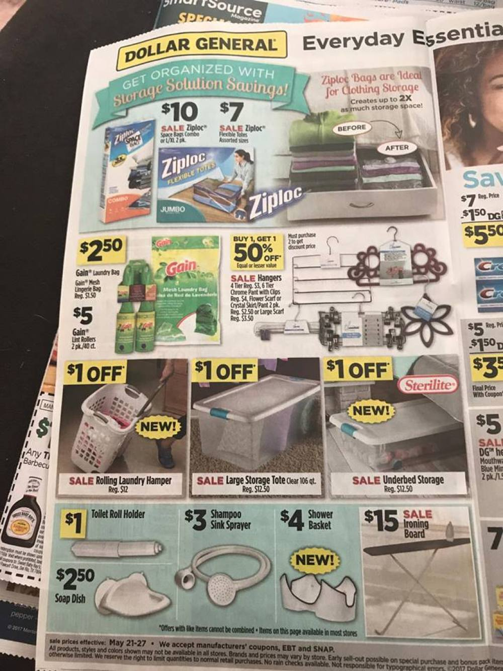 Dollar General Ad Week Of 5 21 Page 8
