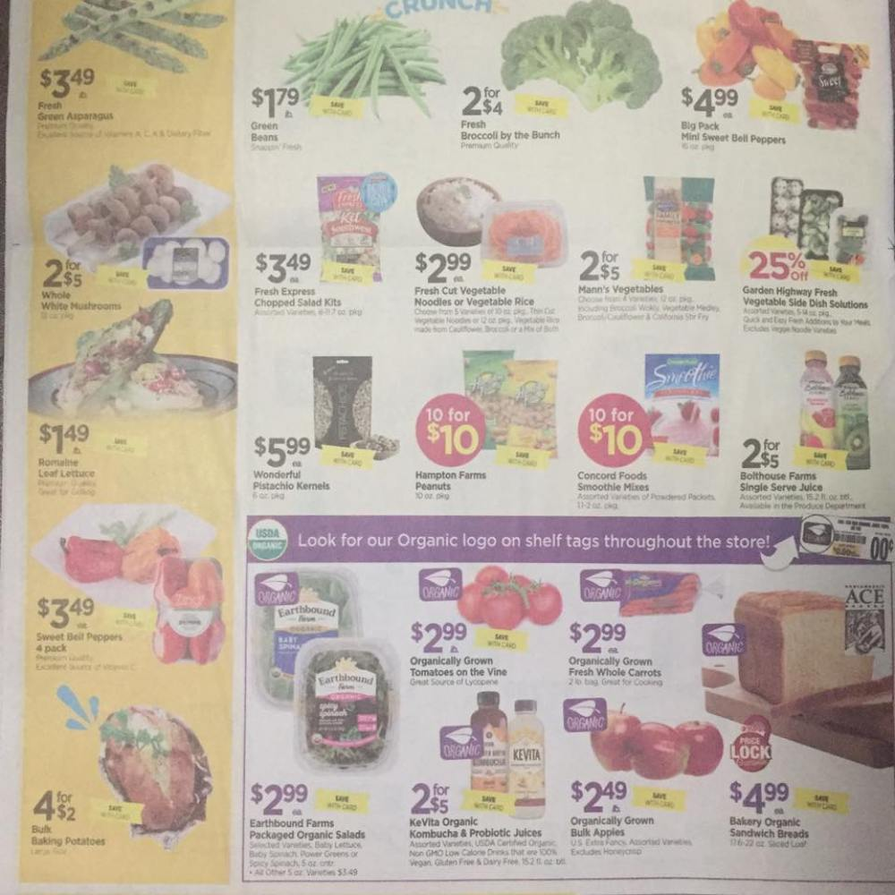 Tops Markets Ad Scan Week Of 5 28 17 To 6 3 17 Page 10b