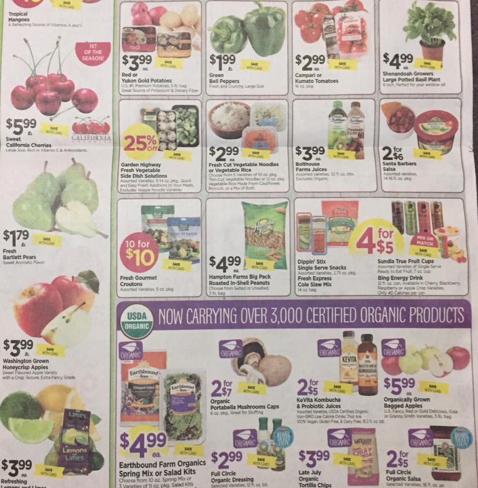 Tops Markets Ad Scan Week Of 5 7 17 To 5 13 17 Page 8b