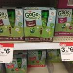 Gogo Squeez At Target