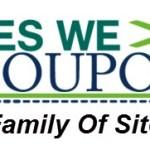 Yes We Coupon Logo