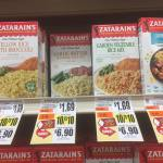 Zatarains Rice Deal At Tops