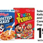 Fruity Pebbles Deal At Rite Aid