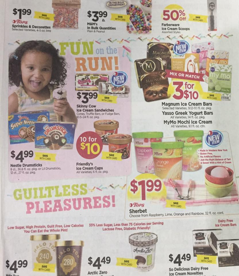 Tops Markets Ad Scan Week Of 7 2 Page 5b