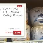 Free Muuna Cottage Cheese At Tops