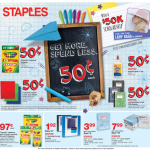 Staples Ad Week Of 6 25