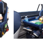 Children's Snack, Play, & Learn Activity Tray For Car Seats