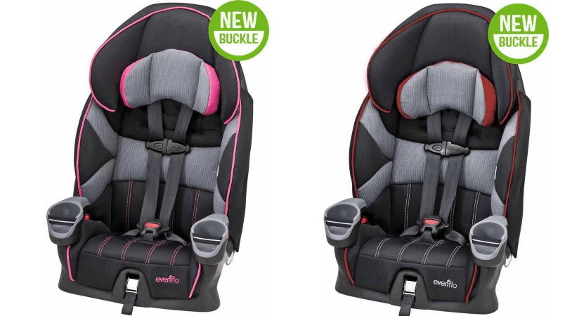 Evenflo Maestro Harnessed Booster Car Seat $62 99 At Walmart