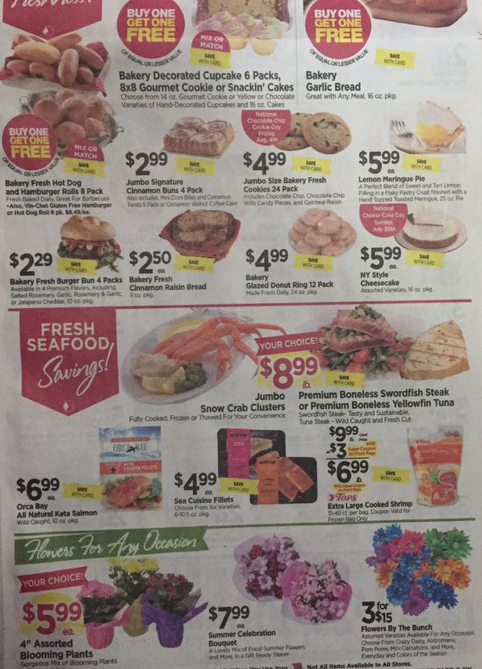 Tops Ad Scan Week Of 7 30 Page 3b