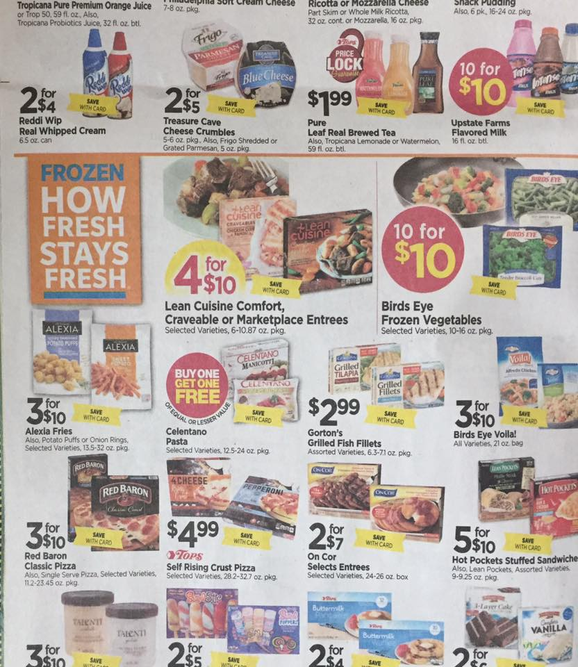 Tops Ad Scan Week Of 7 30 Page 4b