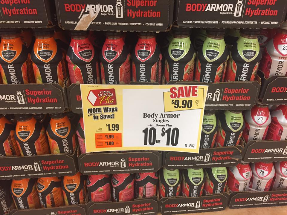 Body Armor Free At Tops