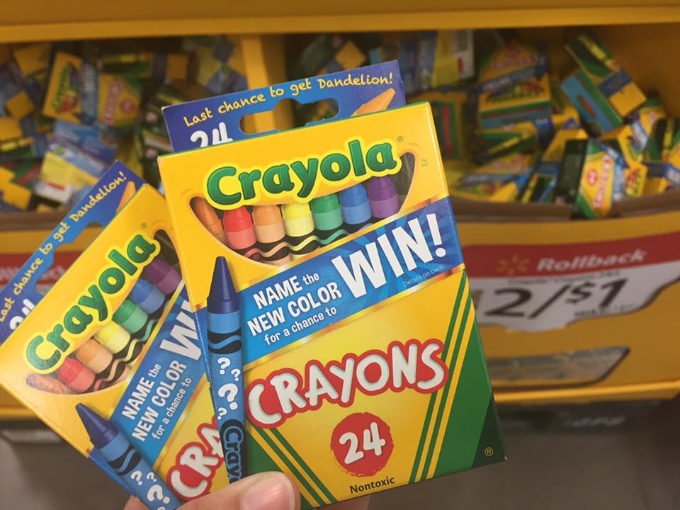 Crayola School Supplies Crayons At Walmart