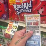 Kool Aid Jammers Deal At Tops