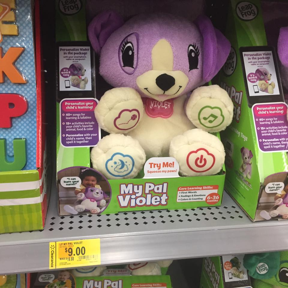 My Pal Val Walmart Toy Clearance