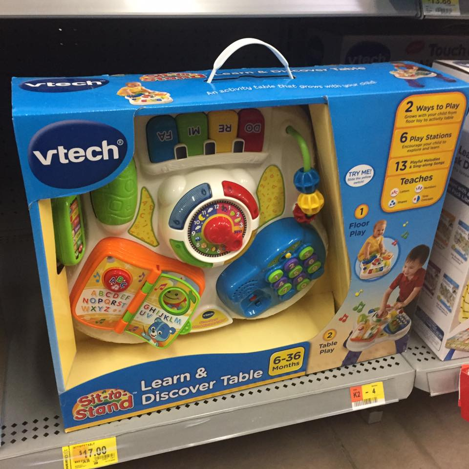 VtechWalmart Toy Clearance