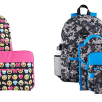 Kids 6 Pc Backpack & Accessories Set