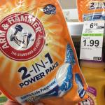 Arm And Hammer Pods $0 99 At Walgreens