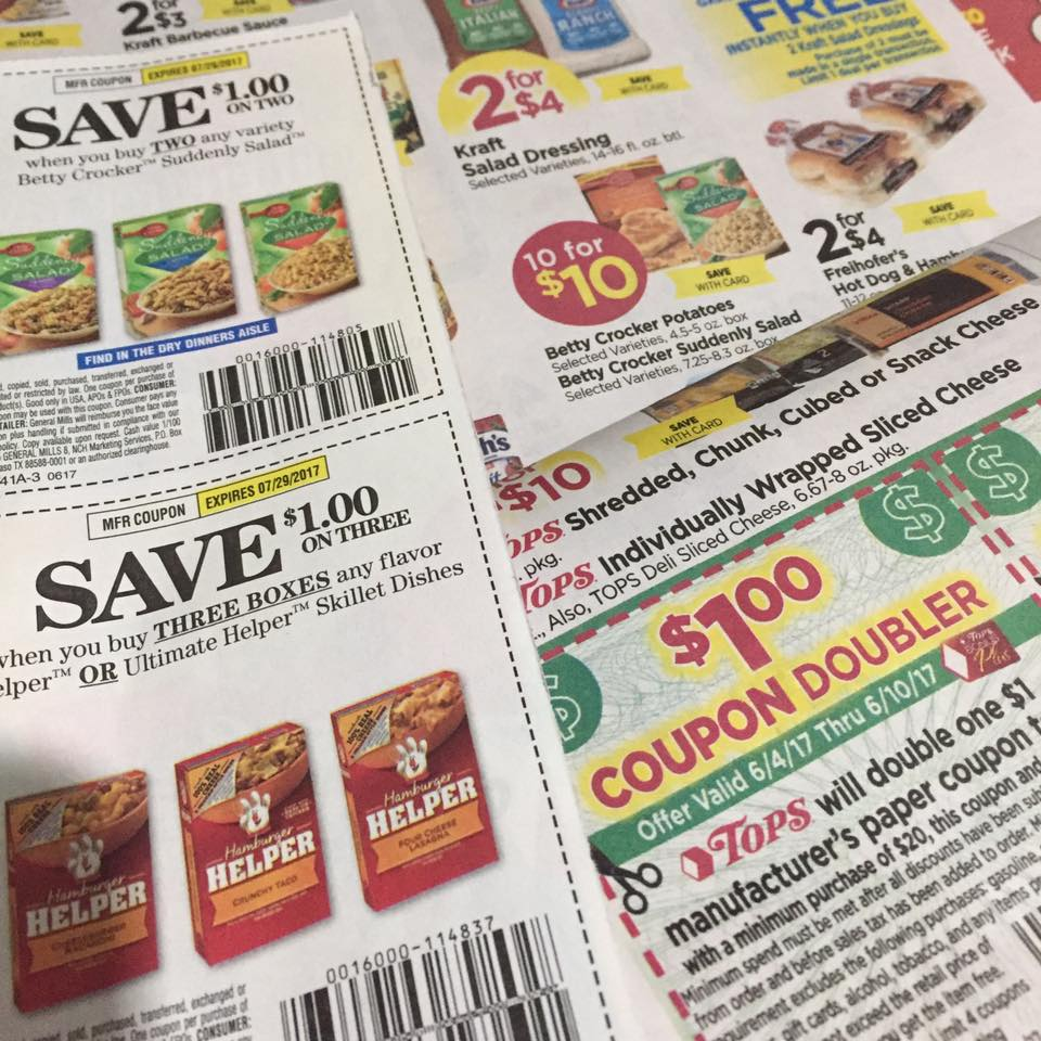 Dollar Doubler Week Pairing Sales And Coupons