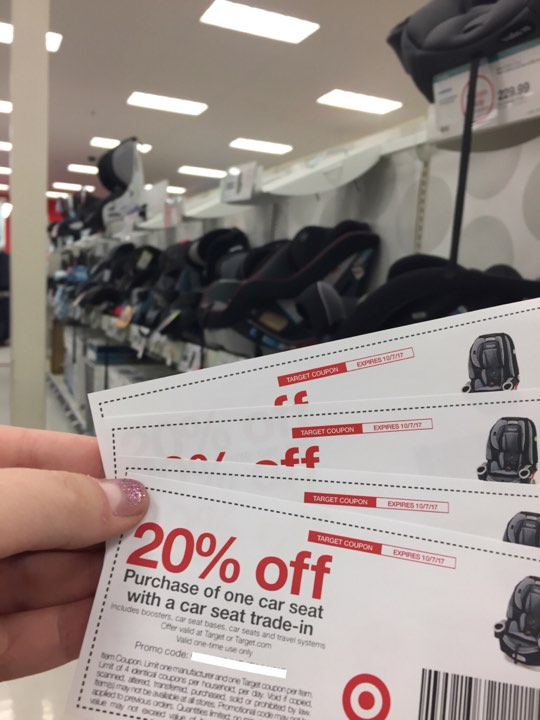 Save over 20% on Car Seats at Target this week with Trade In Event ...