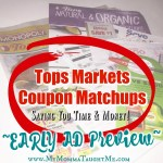Tops Markets Early Ad Preview and Best Deals