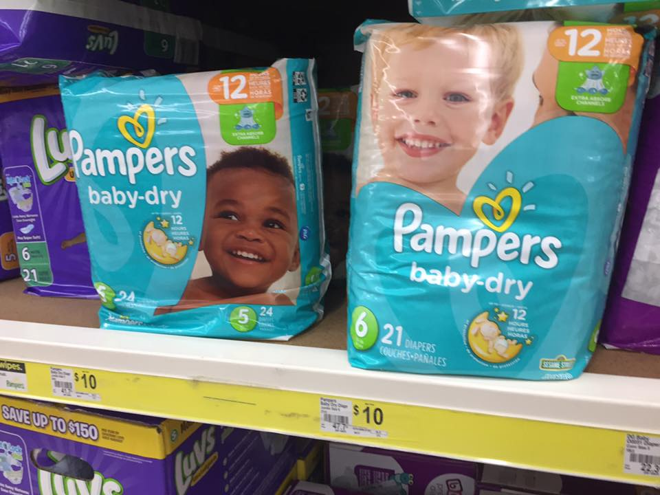 Pampers Diapers At Dollar General